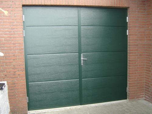 Ремонт распашных гаражных ворот