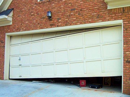 Обслуживание гаражных ворот