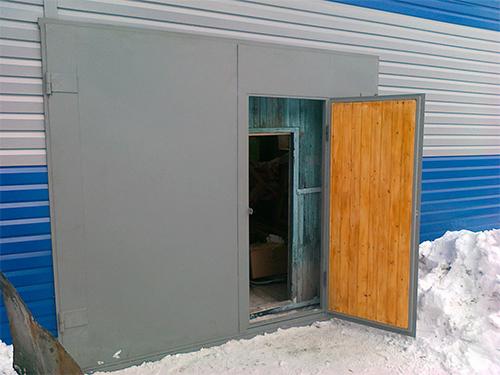 Изготовление утепленных гаражных ворот