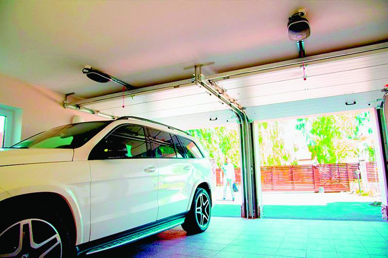 garage alutech avtomatika