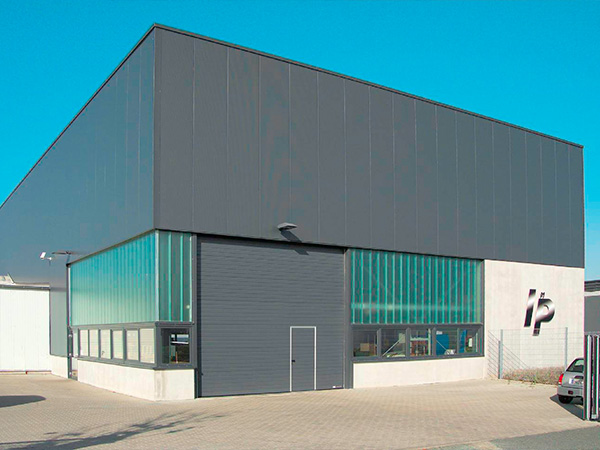 Промышленные ворота Hormann